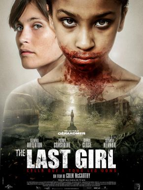 Jaquette dvd The Last Girl – Celle Qui A Tous Les Dons