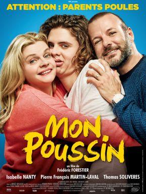 Jaquette dvd Mon Poussin
