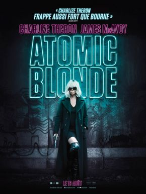 Jaquette dvd Atomic Blonde