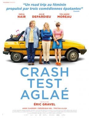 Sortie DVD Crash Test Aglaé
