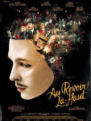 DVD Au Revoir Là-haut