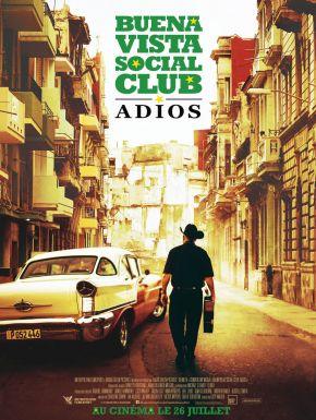 Jaquette dvd Buena Vista Social Club: Adios