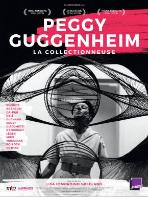 DVD Peggy Guggenheim, La Collectionneuse