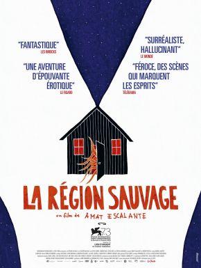 DVD La Région Sauvage