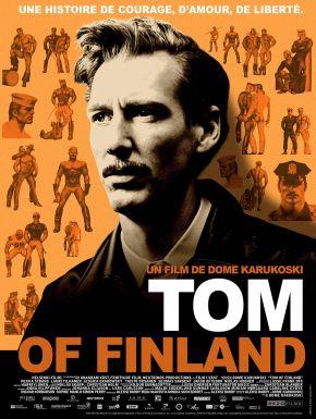 Tom Of Finland DVD et Blu-Ray
