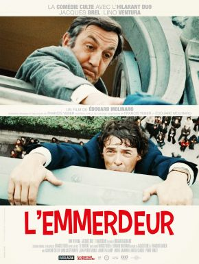Sortie DVD L'Emmerdeur