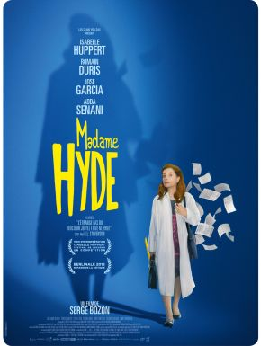 Jaquette dvd Madame Hyde