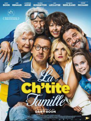 Sortie DVD La Ch'tite Famille