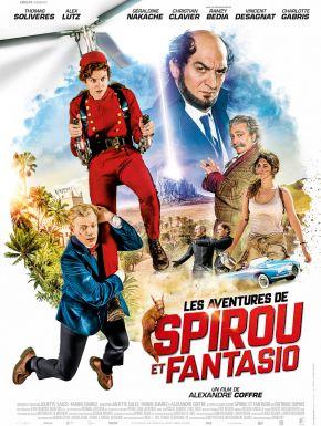 Les Aventures De Spirou Et Fantasio DVD et Blu-Ray