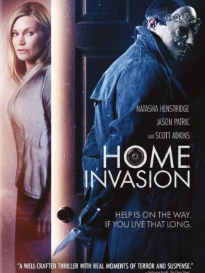 Jaquette dvd Home Invasion