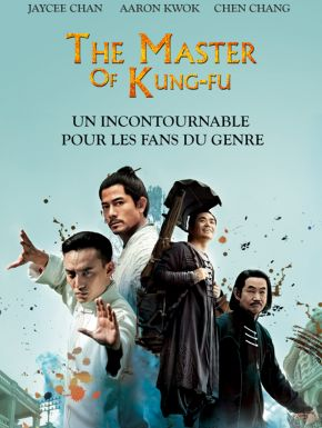 DVD The Master Of Kung-fu