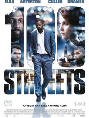 Jaquette dvd 100 Streets