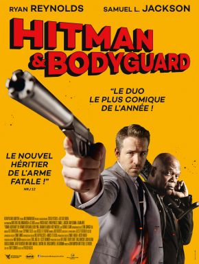 DVD Hitman & Bodyguard