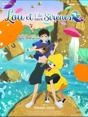 Jaquette dvd Lou Et L'île Aux Sirènes