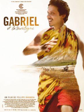 DVD Gabriel Et La Montagne