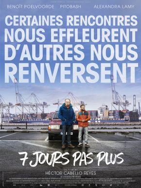 Sortie DVD 7 Jours Pas Plus