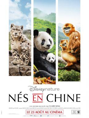 sortie dvd  Nés En Chine