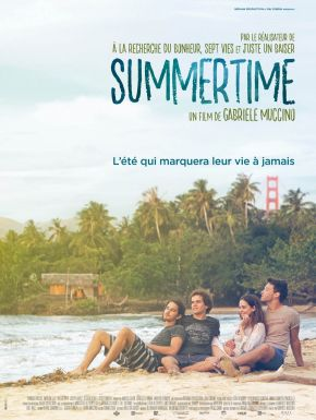 Summertime DVD et Blu-Ray