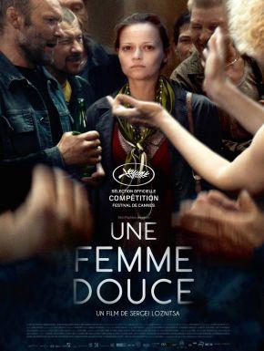 Jaquette dvd Une Femme Douce