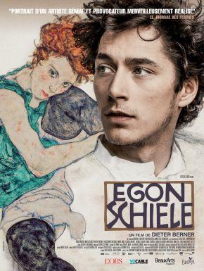 Sortie DVD Egon Schiele
