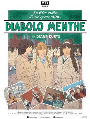 Diabolo Menthe DVD et Blu-Ray
