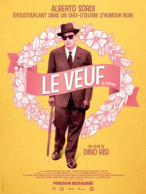 Le Veuf en DVD et Blu-Ray
