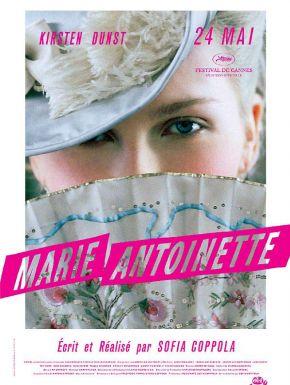 Jaquette dvd Marie-Antoinette