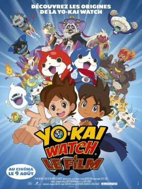 Sortie DVD Yo-Kai Watch, Le Film