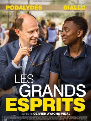 DVD Les Grands Esprits