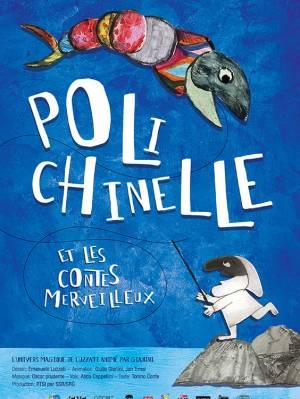 DVD Polichinelle Et Les Contes Merveilleux