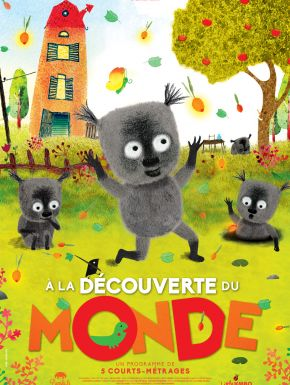 Jaquette dvd A La Découverte Du Monde