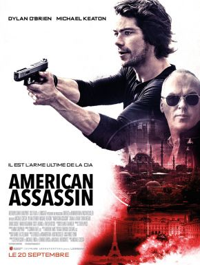 Jaquette dvd American Assassin