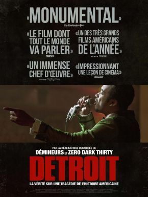 Detroit DVD et Blu-Ray