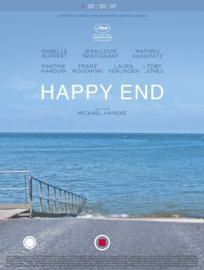 sortie dvd	  Happy End