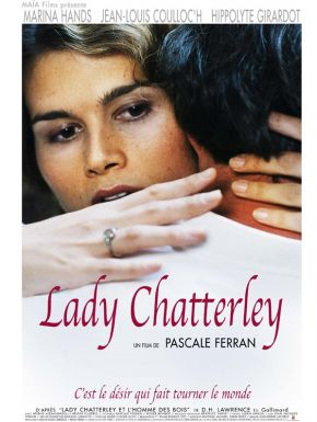 Lady Chatterley DVD et Blu-Ray