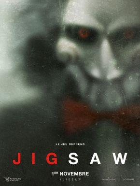 DVD Jigsaw (Saw 8)