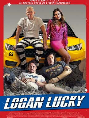 Logan Lucky DVD et Blu-Ray