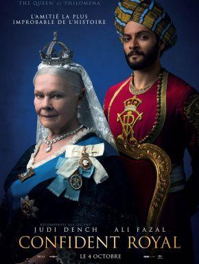 Jaquette dvd Confident Royal