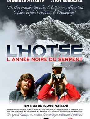 Lhotse, L'Année Noire Du Serpent en DVD et Blu-Ray