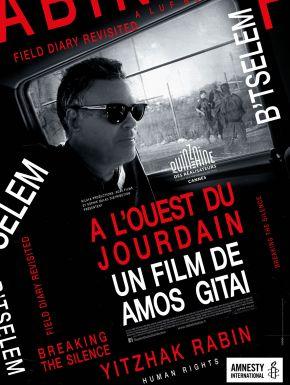 DVD A L'ouest Du Jourdain