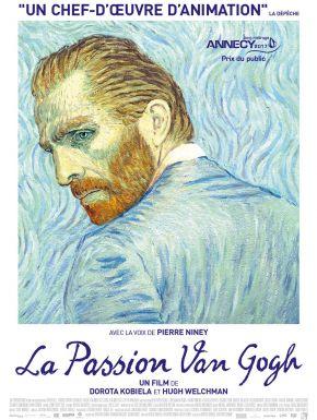 Jaquette dvd La Passion Van Gogh