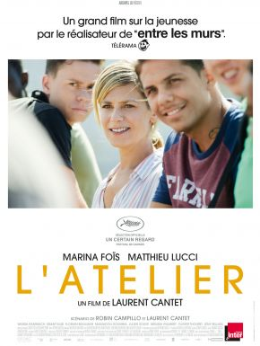 Jaquette dvd L'Atelier