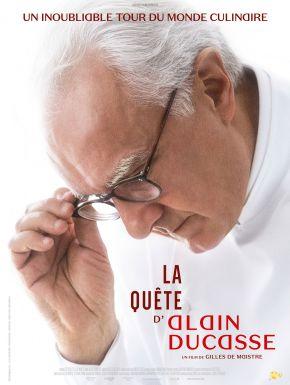La Quête D'Alain Ducasse DVD et Blu-Ray