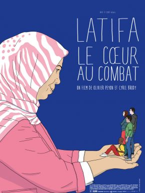 DVD Latifa, Le Cœur Au Combat