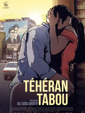 DVD Téhéran Tabou