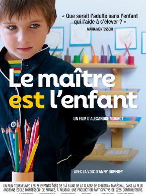 Sortie DVD Le Maître Est L'enfant