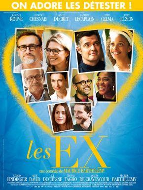 DVD Les Ex