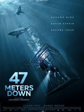 Jaquette dvd 47 Meters Down