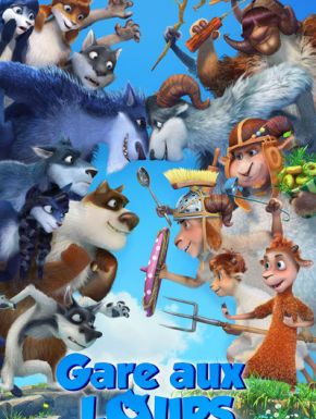 DVD Gare Aux Loups !