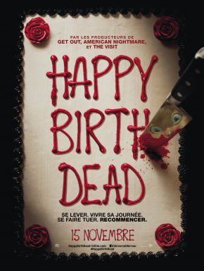 DVD Happy Birthdead